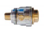 In-line lubricator 1/4 npt maxpro