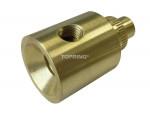 Amplificateur d'air ajustable 1/8 (f) npt