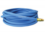 Hose technopolymer 1/4 x 50' x 1/4 (m) npt (blue) easyflex premium