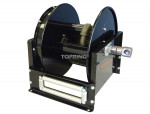 Hose reel steelpro 1 x 45' capacity, box style
