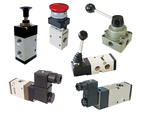 S80 OPTIMA and MAXPRO Air Control Valves