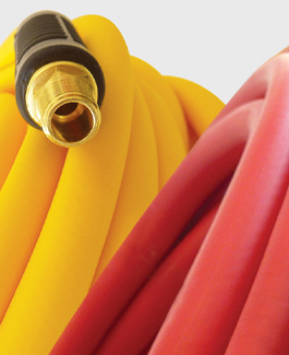 How to choose a compressed air hose
