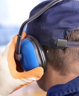 Compressed air and hearing health
