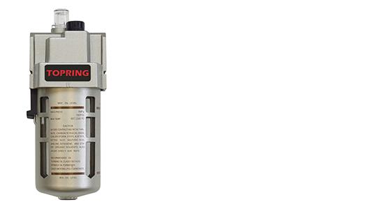 compressed air lubricator