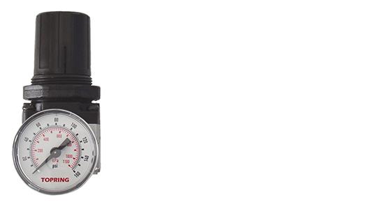 compressed air regulators