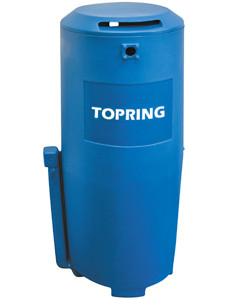 Topring HIFLO water/oil separators