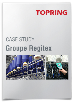 Energy efficiency compressed air Regitex