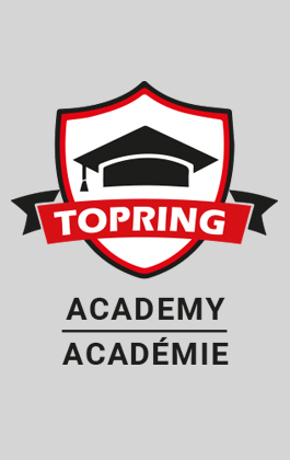 Online training with Topring Academy