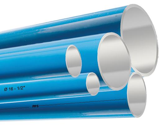 Tubes aluminium Topring PPS